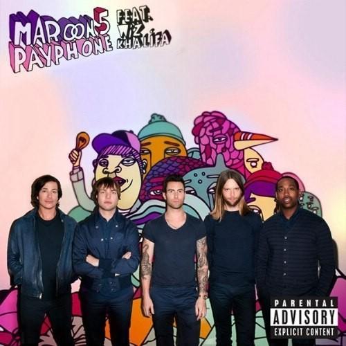Новый альбом «MAROON 5» уже этим летом!. Изображение № 2.