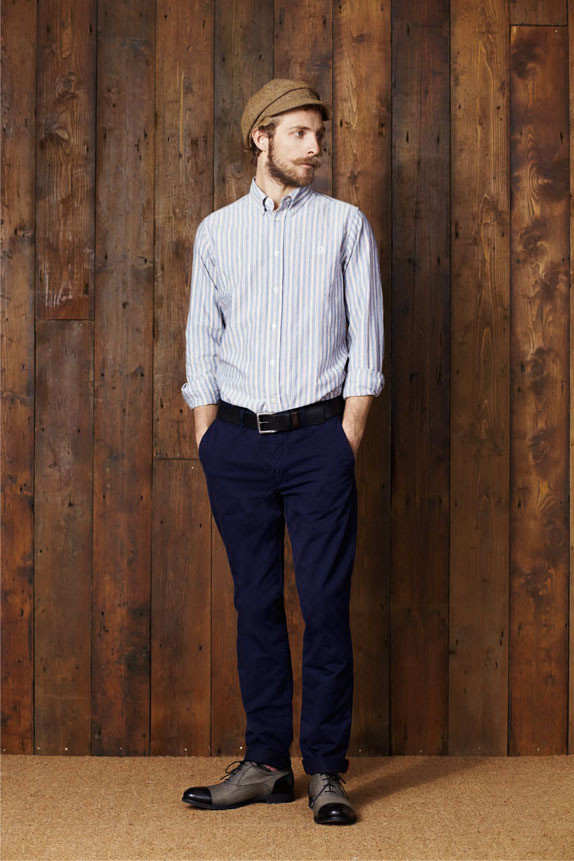 Ben Sherman Lookbook AW11. Изображение № 20.