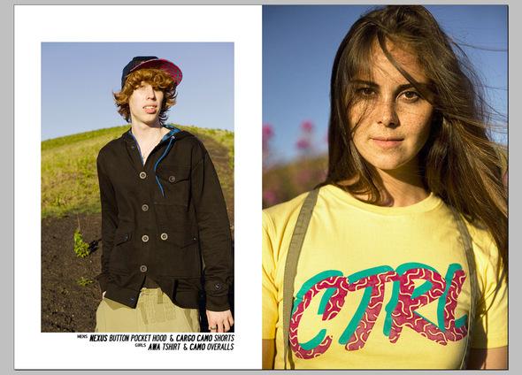 CTRL CLOTHING SPRING 09. Изображение № 18.