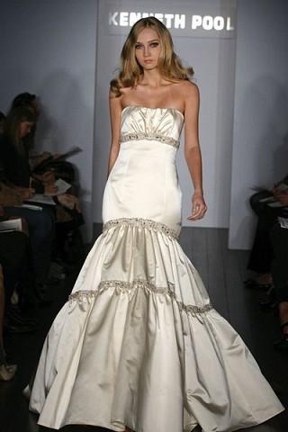"""""""Выбираем свадебное платье!"""" 93 идеи ведущих дизайнеров. Изображение № 30."""