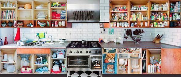 Кухонный вопрос: Гарнитуры и кухни в съемках Эрика Кляйна. Изображение № 7.