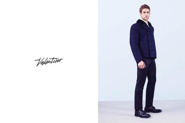 Новые мужские лукбуки Louis Vuitton, Marc Jacobs и Fred Perry. Изображение № 12.