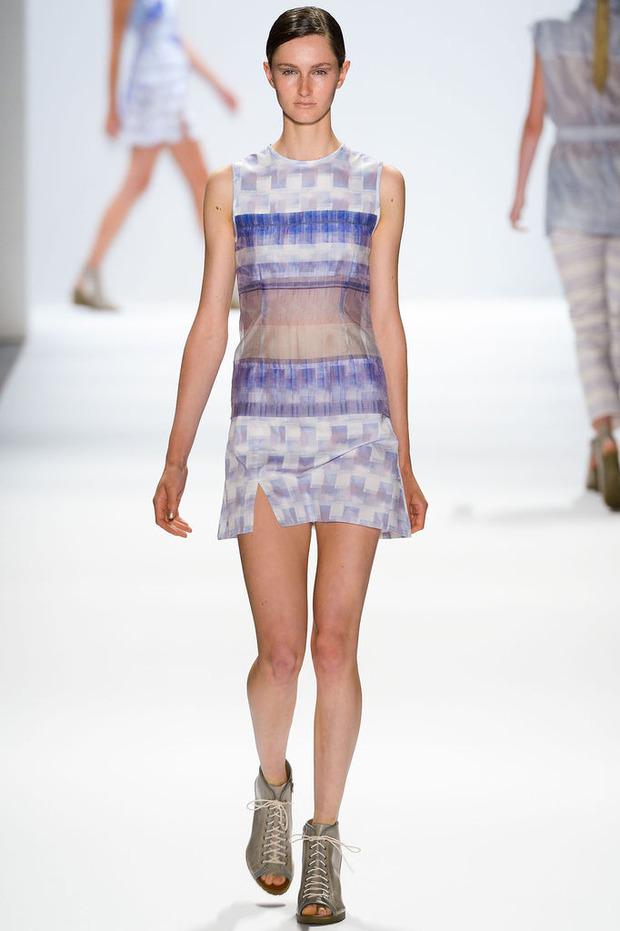 Неделя моды в Нью-Йорке: День 1. Изображение № 30.