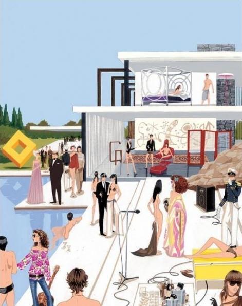 Jordi Labanda – иллюстратор современной жизни. Изображение № 19.