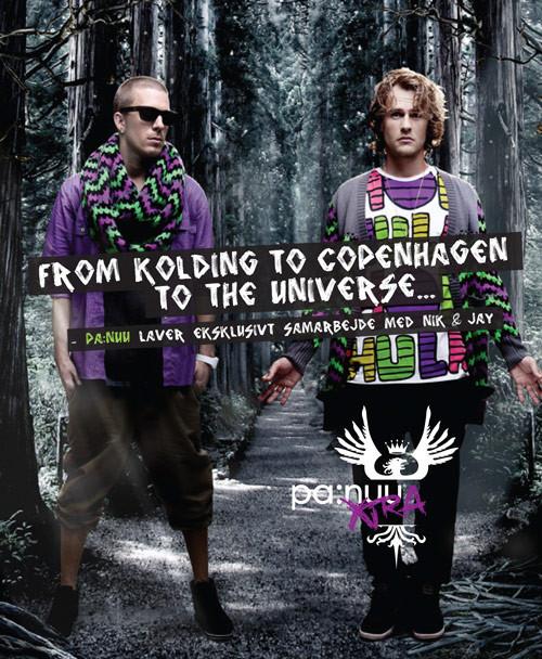 Pa:nuu и DJ Tamara Sky выпустили зимний пуховик. Изображение № 3.