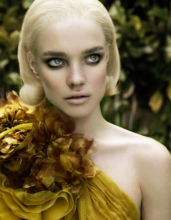Съёмка: Наталья Водянова для Vogue. Изображение № 4.