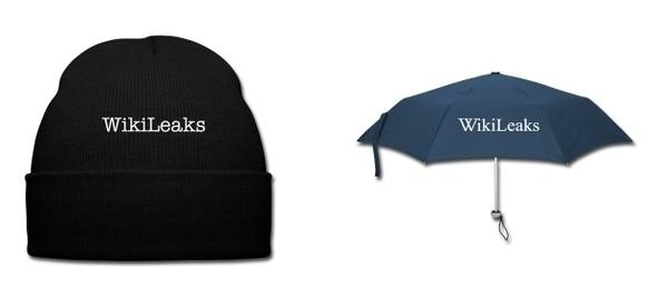 Изображение 4. Магазин подарков WikiLeaks.. Изображение № 1.