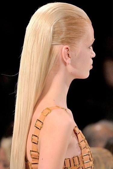Изображение 16. Beauty looks на неделе моды в Нью-Йорке.. Изображение № 16.
