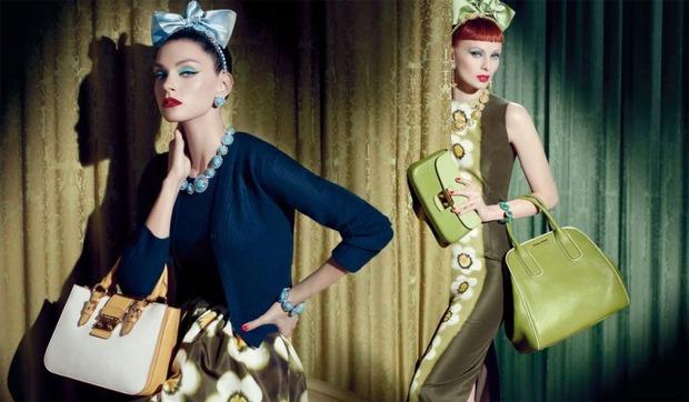 Вышли новые кампании Gucci, I am, Marella, Miu Miu, SLP и Versus. Изображение № 26.