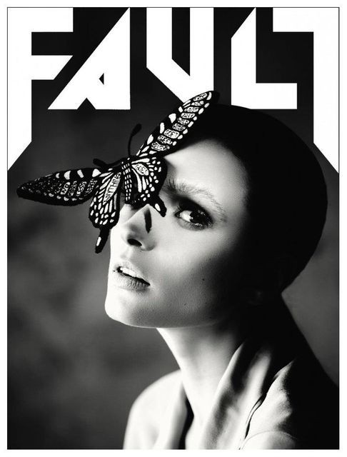 Обложки: Oyster, Dress to Kill и Fault. Изображение № 3.