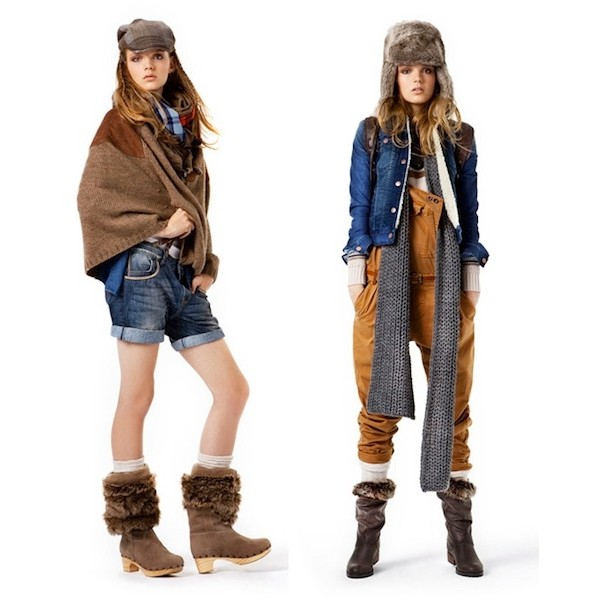 Женские лукбуки: Lauren Moffatt, Zara TRF и Urban Outfitters. Изображение № 18.