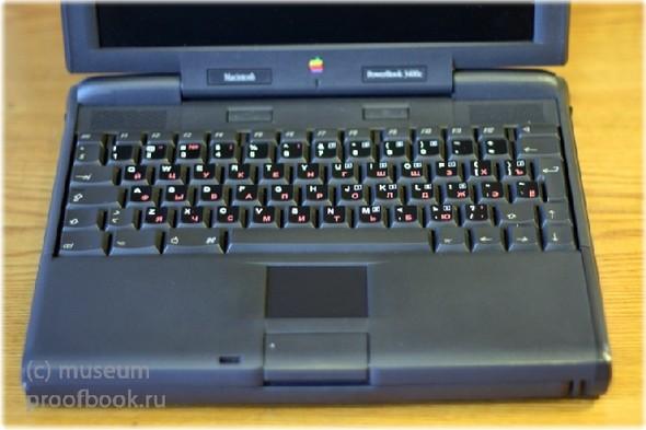Ретро: Apple Powerbook 3400c200 97года. Изображение № 12.