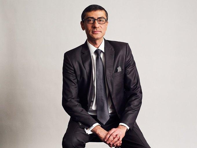 Генеральный директор Nokia Раджив Сури. Изображение № 1.