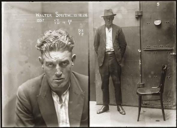 Фотографии американских гангстеров начала 20 века. Изображение № 41.