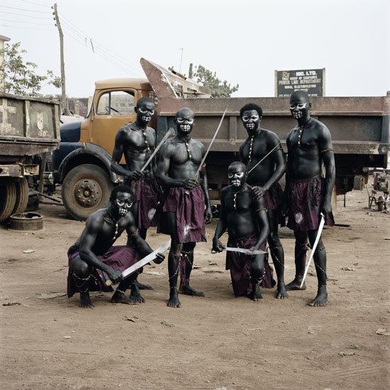 Nollywood Питера Хьюго. Изображение № 16.