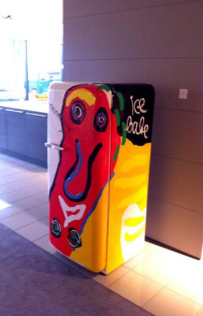 Изображение 20. 50 холодильников, которые можно назвать арт-объектами.. Изображение № 20.