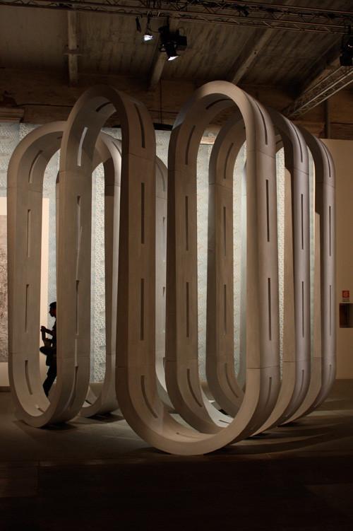 Международная выставка современного исскуства вВенеции. Изображение № 12.