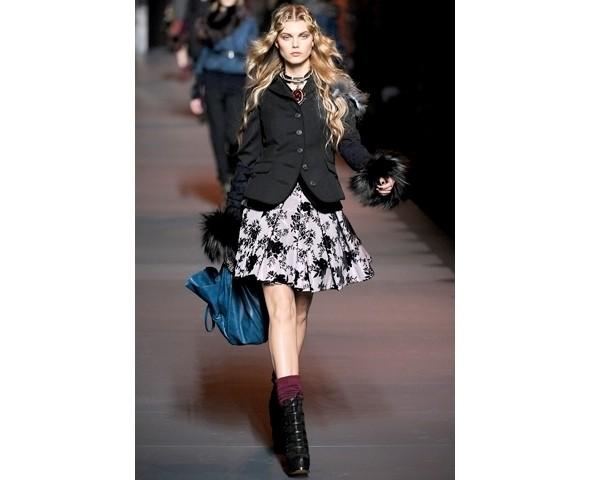 Показ Dior FW 2011. Изображение № 7.