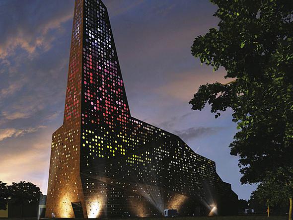 Dutch touch: Гид по современной голландской архитекторе. Изображение № 60.