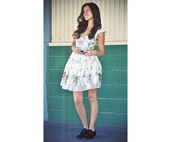 Изображение 2. Bloggers Talk: Ясмин Хауэлл, автор Friend in Fashion.. Изображение № 4.