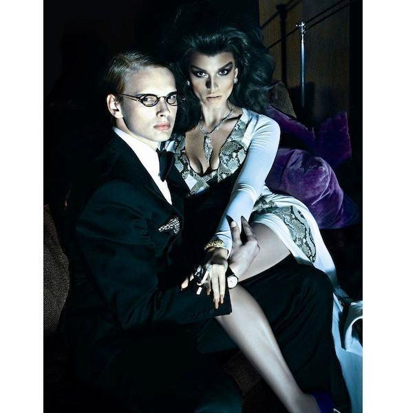 Гид по новому номеру французского Vogue под редакцией Тома Форда. Изображение № 25.