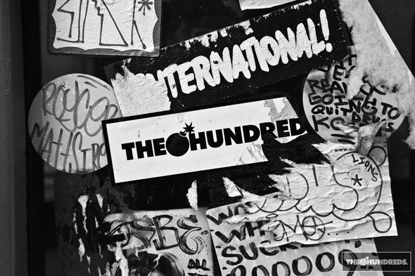 DITCH MAG: The Hundreds. Изображение № 8.