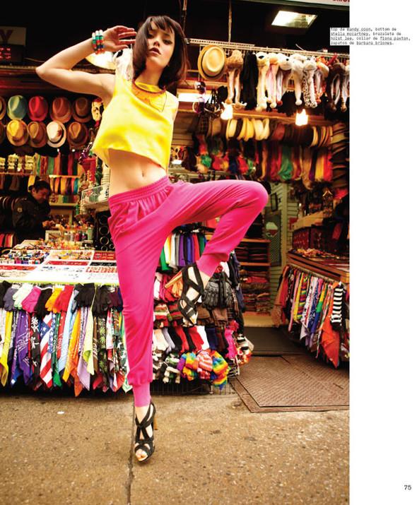 Новые съемки: Vogue, Nylon и другие. Изображение № 4.