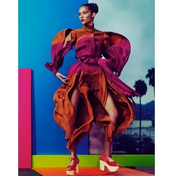 Изображение 4. Съемки: Love, Purple Fashion, Vogue и другие.. Изображение № 10.