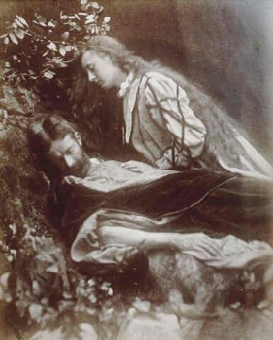 История фотографии: Джулия Маргарет Кэмерон. Изображение № 20.