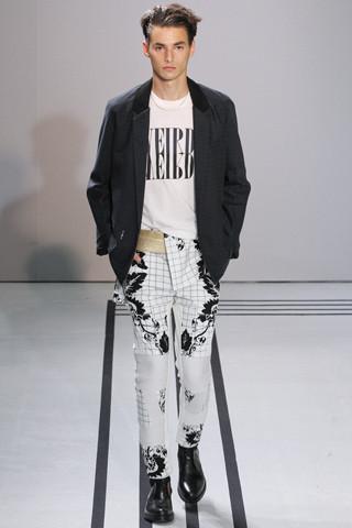 Неделя мужской моды в Париже: День 2. Изображение № 5.