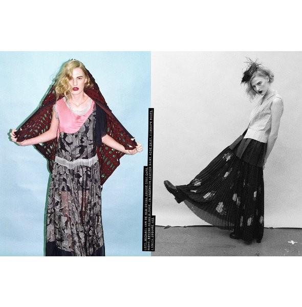 Новые съемки: Vogue, V и другие. Изображение № 14.