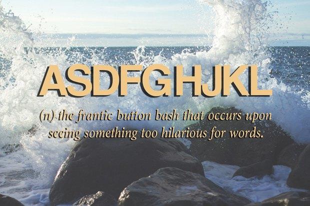 «Неистово стучать по клавишам, когда увидели что-то смешное». Изображение № 11.