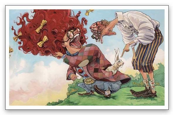 Watercolor humour. Изображение № 11.