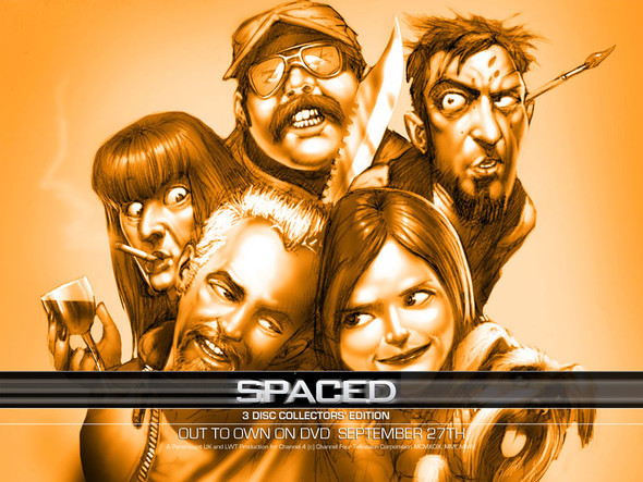 Spaced – thats never happened to me before. Изображение № 2.