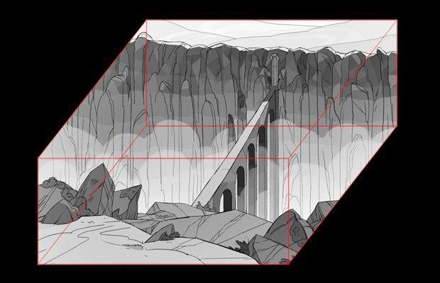 Анимация дня: фэнтезийный ролик про любовь и побег. Изображение № 33.