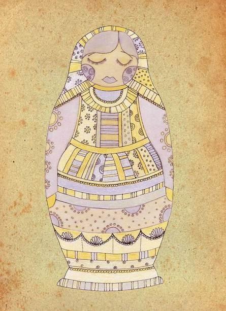 Изображение 6. Иллюстратор Masha Bartanayev.. Изображение № 6.