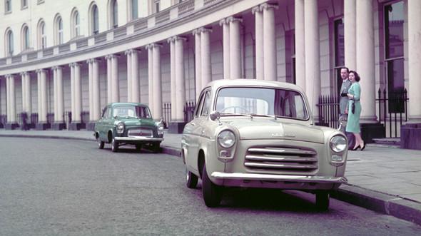 Изображение 2. 100 лет Ford в Великобритании.. Изображение № 2.