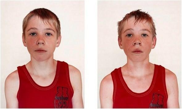 Изображение 8. Юные боксёры: до и после.. Изображение № 8.