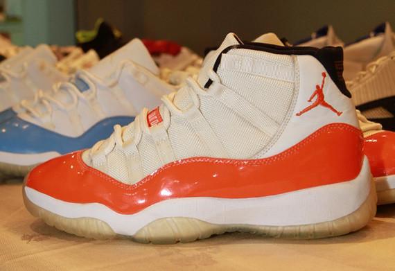 Air Jordan XI Samples & PEs @ K-PALS 2012. Изображение № 11.