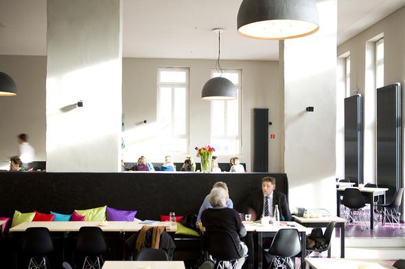 Design Hotels: FACTORY HOTEL, Германия. Изображение № 8.