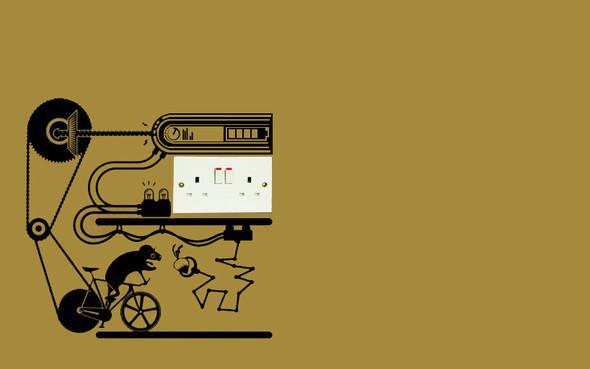 Эко-стикеры от Hu2 Design. Изображение № 7.
