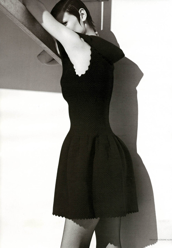 Съёмка: Саския де Брау для Style.com/Print. Изображение № 5.