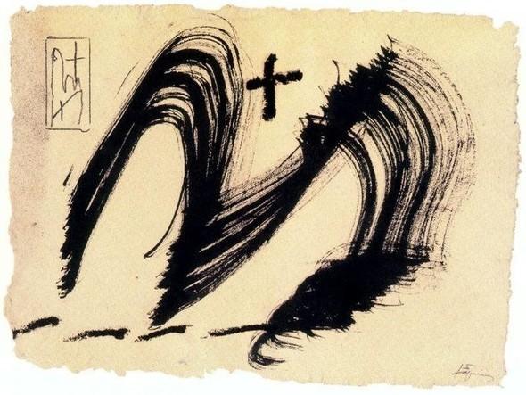 Antoni Tapies. Изображение № 70.