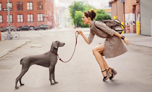 Кампания: Коко Роша и Лииса Уинклер для Longchamp SS 2012. Изображение № 3.