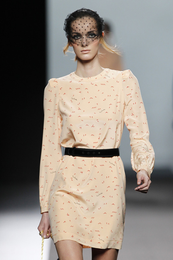 Madrid Fashion Week A/W 2012: Miguel Palacio. Изображение № 6.