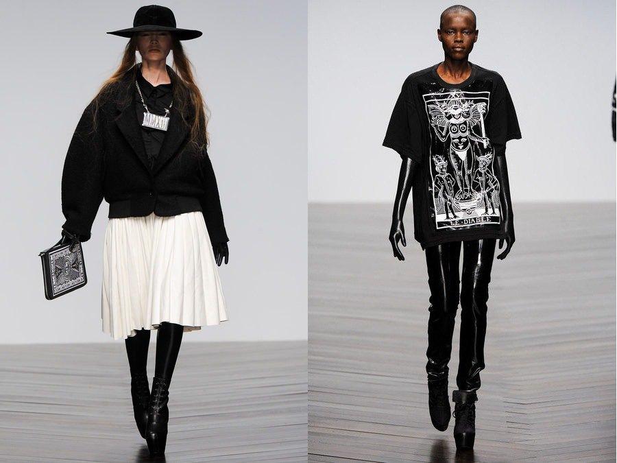 Неделя моды в Лондоне:  День 1. Изображение № 10.