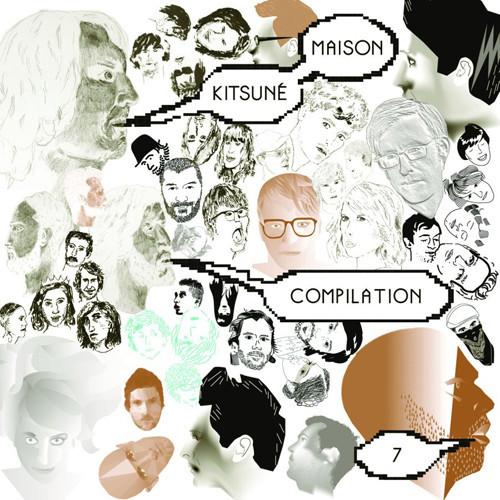 ГидпоKitsuné Maison Compilation 7. Изображение № 1.