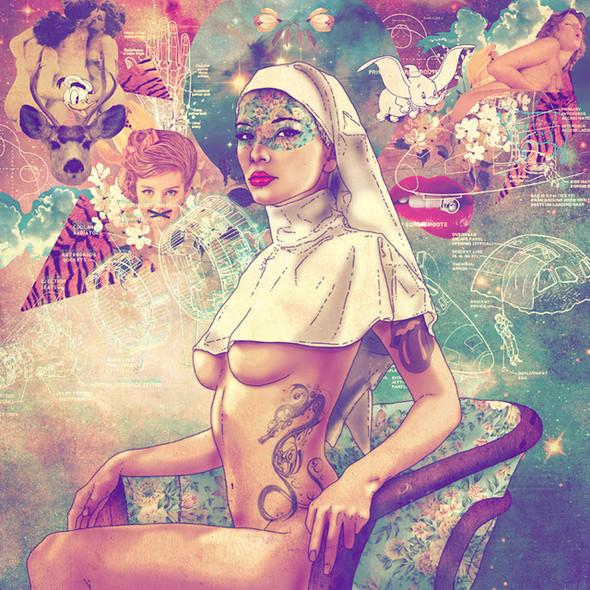 Иллюстратор: Fab Ciraolo. Изображение № 47.