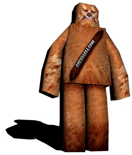 Chewbacca Stuff. Изображение № 2.