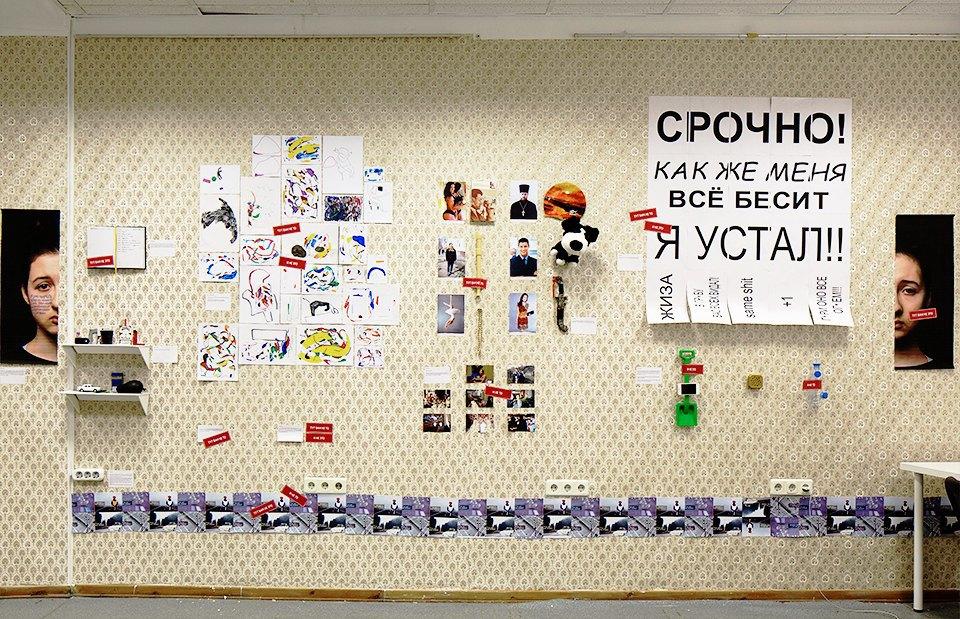 Фото: зачем нужны закрытые студенческие выставки . Изображение № 15.